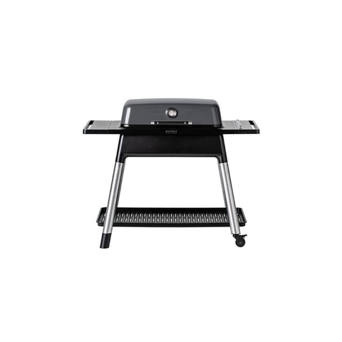 "Image of Everdure 52"" FURNACE™ 3 Burner Gas Grill with Stand Graphite HBG3GUS"