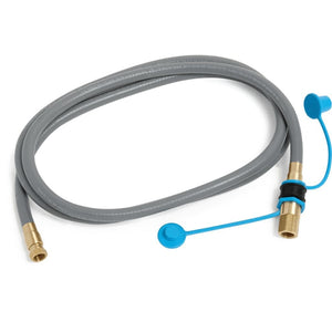 "Napoleon 10"" Natural Gas hose with 3/8"" or 1/2"" Quick Connect 10"" Natural Gas hose with 1/2"" Quick Connect S85003"