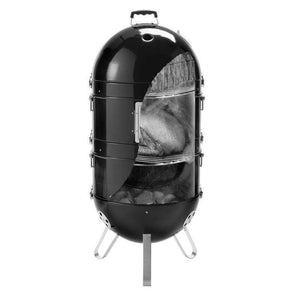 "Napoleon 19"" Apollo 300 Charcoal Grill (3 in 1 Smoker and Grill) AS300K-2"