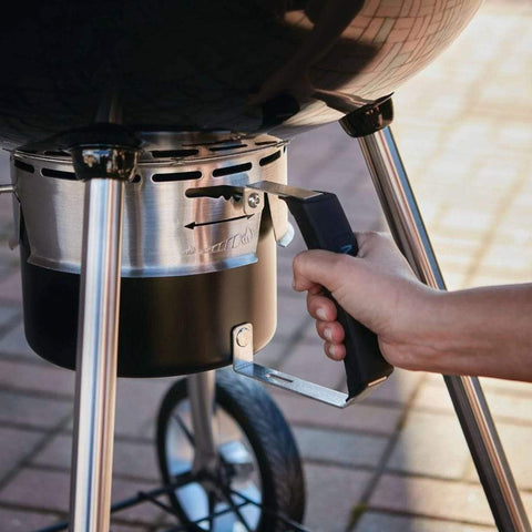 "Image of Napoleon 23"" PRO Charcoal Kettle Grill PRO22K-LEG-2"