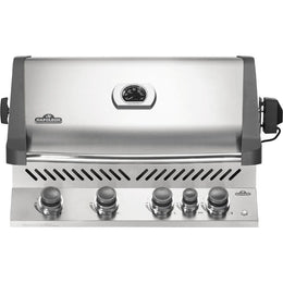 "Napoleon 33"" Prestige 500 Built-in Gas Grill with Infrared Rear Burner"