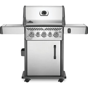 "Napoleon 55"" Rogue SE 425 RSIB Freestanding Gas Grill with Infrared Rear & Side Burners"
