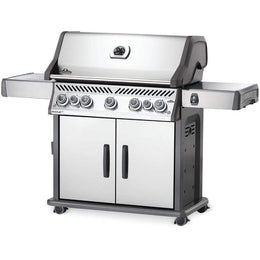 "Napoleon 66"" Rogue SE 625 RSIB Freestanding Gas Grill with Infrared Rear & Side Burners"