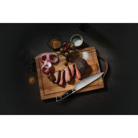 Image of Napoleon 70039 Premium Cutting Board and Knife Set