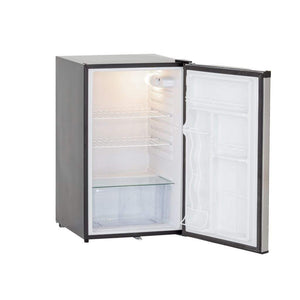 "Summerset 21"" 4.5 Cu. Ft. Compact Refrigerator with Reversible Door SSRFR-21S"