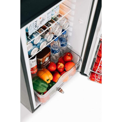 "Image of Summerset 21"" 4.5 Cu.Ft. Deluxe Right/Left Hinge Compact Refrigerator"
