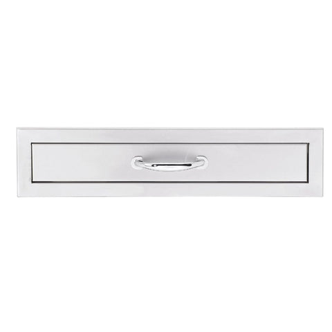 "Image of Summerset 26"" Stainless Steel Utensil Drawer SSDR1-26U"