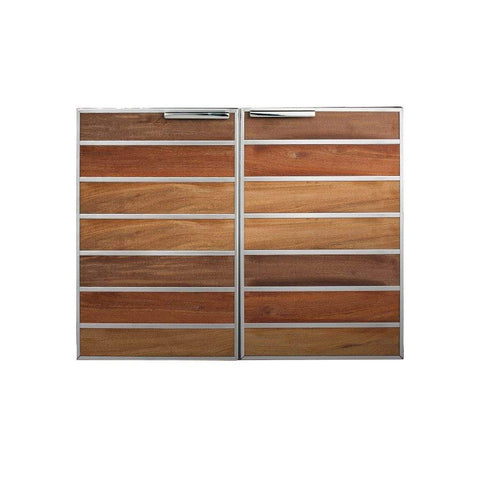"Image of Summerset Madera 30"" x 20"" Horizontal Dry Storage Pantry"