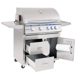 "Summerset Sizzler Pro 32"" Freestanding Gas Grill"