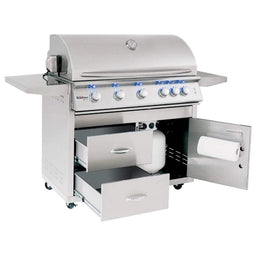 "Summerset Sizzler Pro 40"" Freestanding Gas Grill"