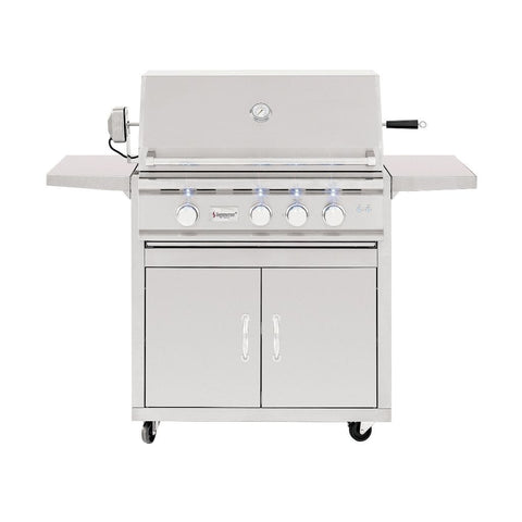 "Image of Summerset TRL 32"" Freestanding Gas Grill"