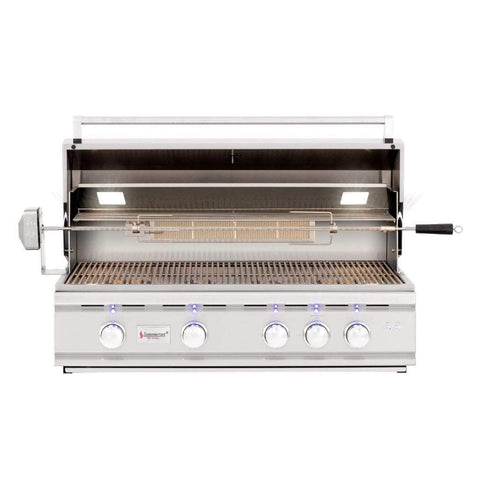 "Image of Summerset TRL 38"" Freestanding Gas Grill"