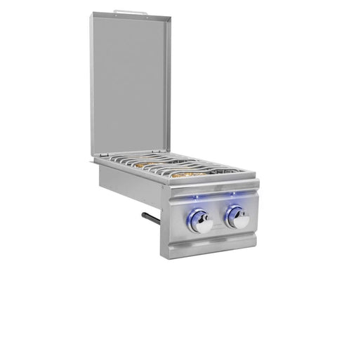 Image of Summerset TRL Built-In Gas Double Side Burner