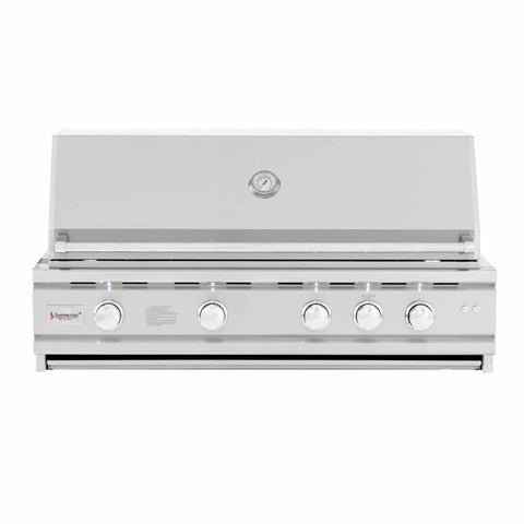 "Image of Summerset TRLD 44"" Freestanding Gas Grill"