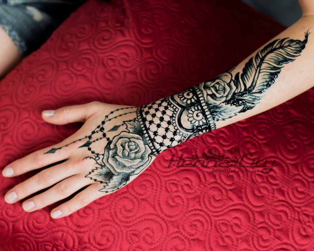 How To Tell If It's Jagua or Black Henna