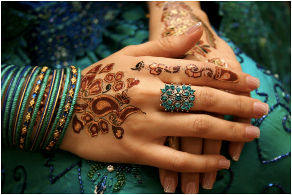 Mehndi Art: The Ancient History of Henna