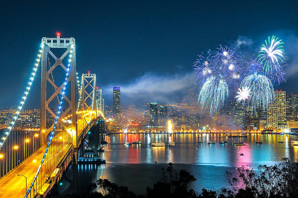5 Awesome Places to Spend New Year's Eve in the States