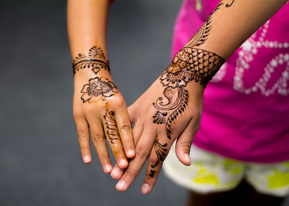 Henna Tattoo | Mehndi Art, The Quick, Easy And Safe Way