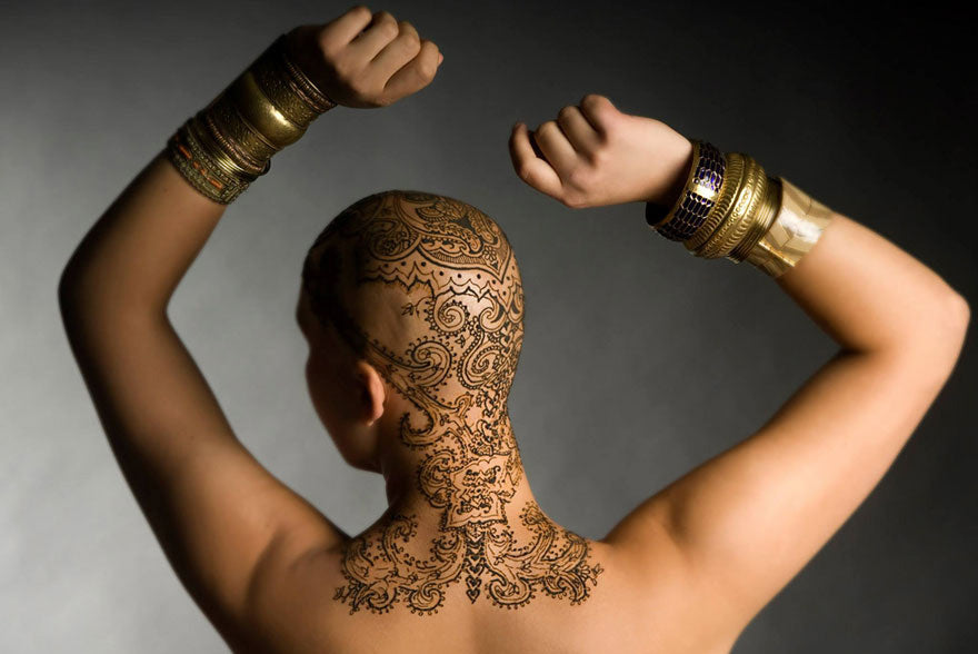 How Henna Crowns Empower People Around The World