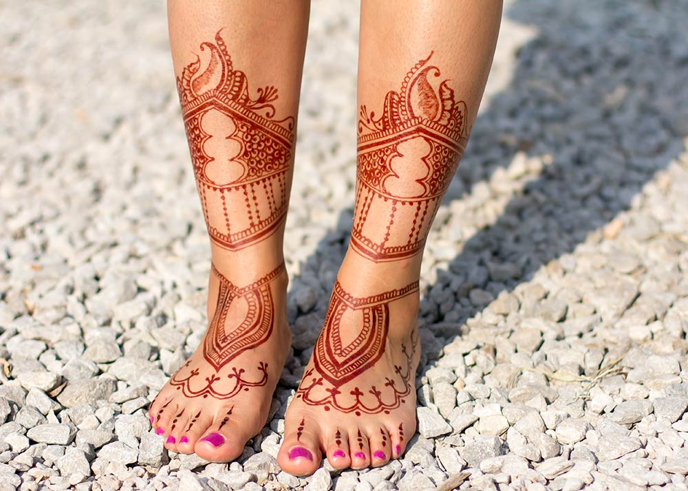 Occasions to get a Henna Tattoo