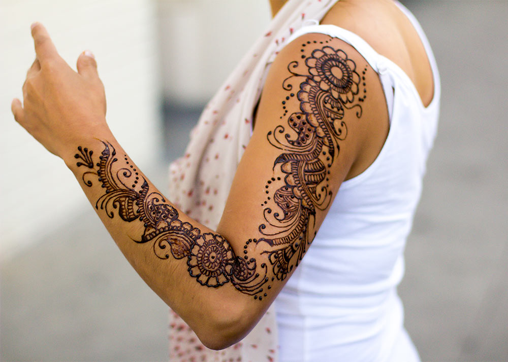 The intricacies of Henna