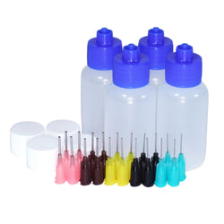1oz Henna and Jagua Applicator Bottles - Qty 4