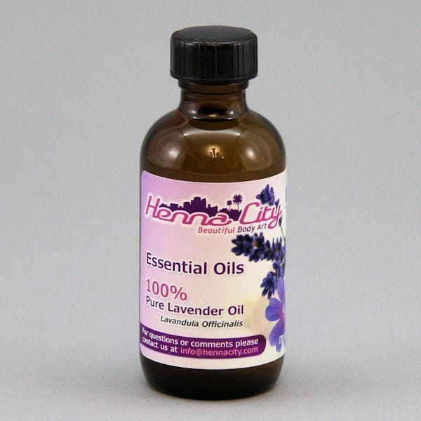 Lavender Essential Oil - 2 oz