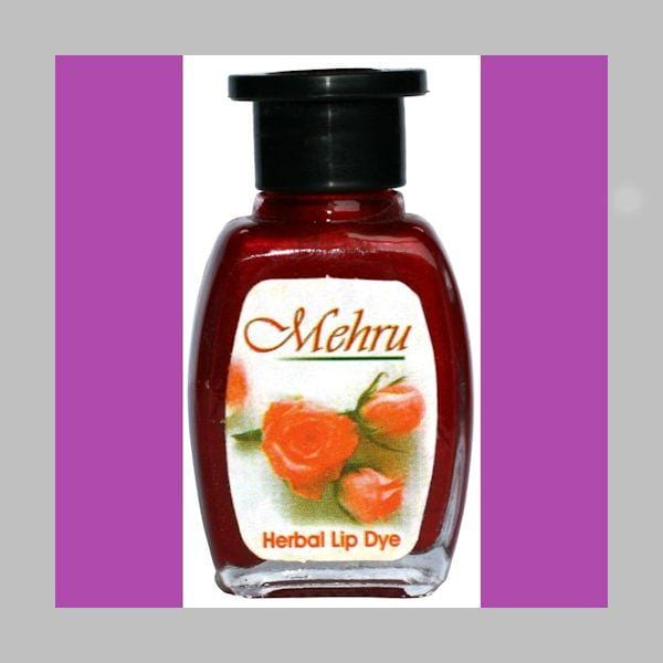 Mehru Herbal Lip Stain - Berry Pink