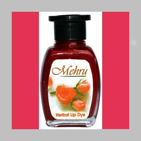 Mehru Herbal Lip Stain - Nectarine