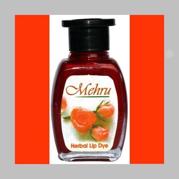 Mehru Herbal Lip Stain - Orange
