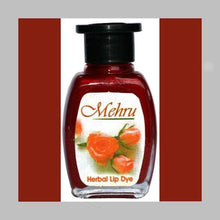 Load image into Gallery viewer, Mehru Herbal Lip Stain - Pomegranate