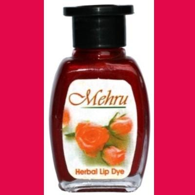Mehru Herbal Lip Stain - Cherry Red