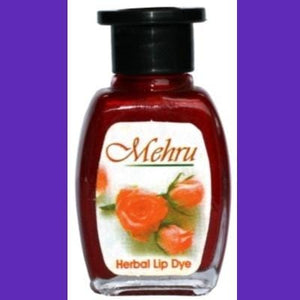 Mehru Herbal Lip Stain - Plum Fairy