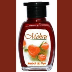 Mehru Herbal Lip Stain - Raisin Glaze