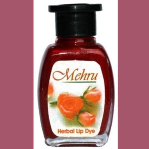 Mehru Herbal Lip Stain - Rose Tea