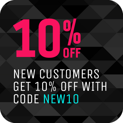 New Customers Get 10% OFF