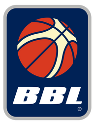 BBL (British Basketball League) Brand Logo
