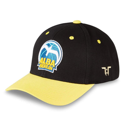 "Tokyo Time ""Alba Berlin"" Euro League Collab Cap - Black/Yellow"
