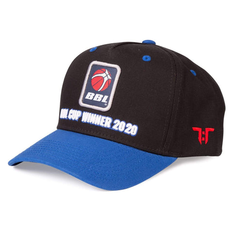 Tokyo Time BBL Cup '20 Collab Cap - Black/Blue