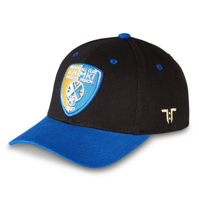 "Tokyo Time ""Khimi Moscow Region"" Euro League Collab Cap - Black/Blue"