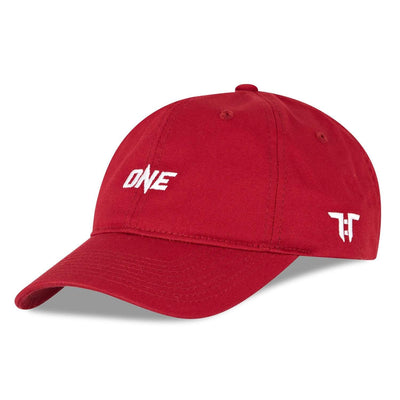 "Tokyo Time ""One Championship"" SL Collab Cap - Red/White"