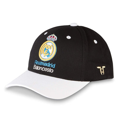 "Tokyo Time ""Real Madrid"" Euro League Collab Cap - Black/White"