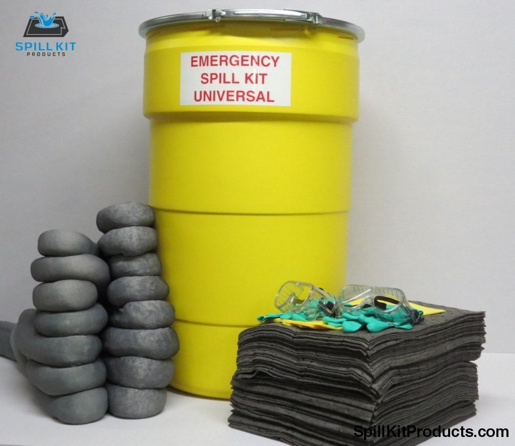 55 Gallon Spill Kit-General Kit