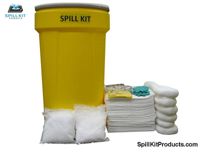 55 Gallon Spill Kit- Oil Only Kit