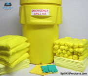 95 Gallon Spill Kit- Aggressive Kit