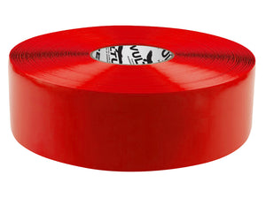 "Floor Marking Tape, Solid, Continuous Roll, 3"" Roll, 1 EA, 45VR55"