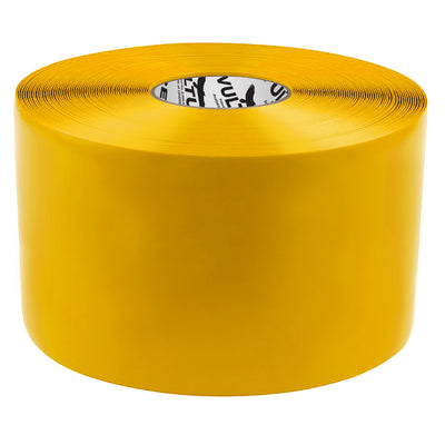 Floor Marking Tape, Solid, Continuous Roll, 6