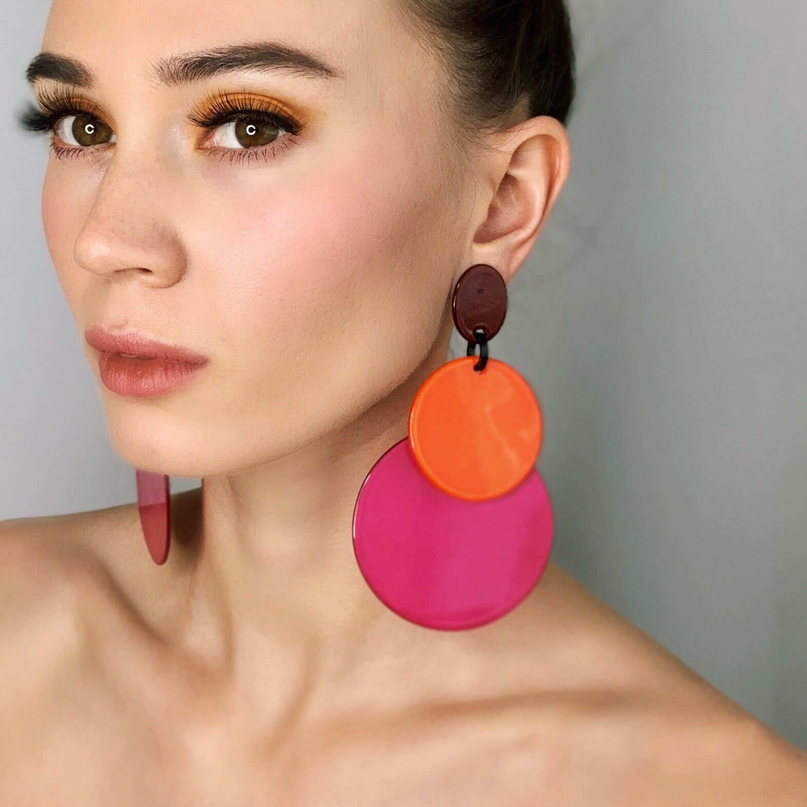 Flawless Lightweight Fashion Statement Earrings