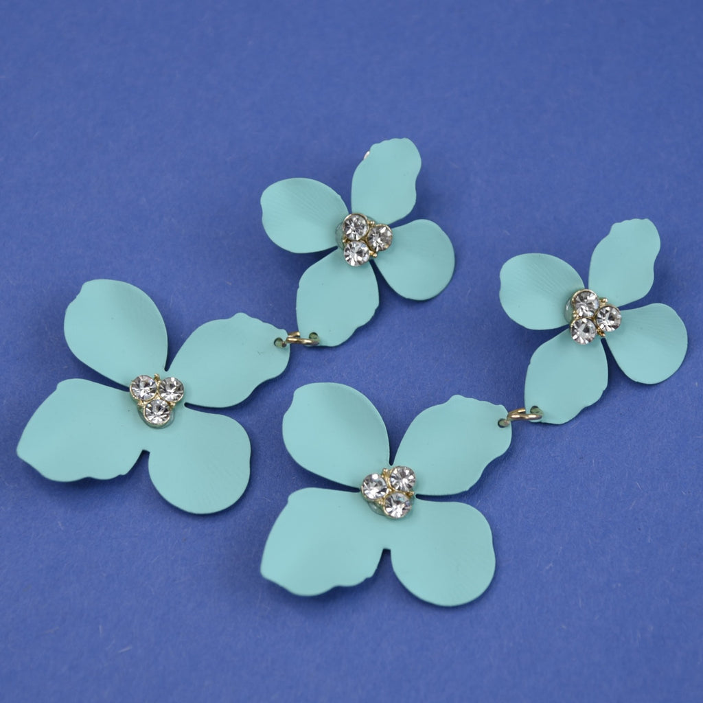 Lily Turquoise Fashion Earrings