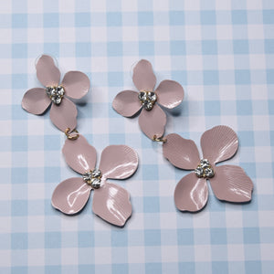 Lily Pink Fashion Earrings